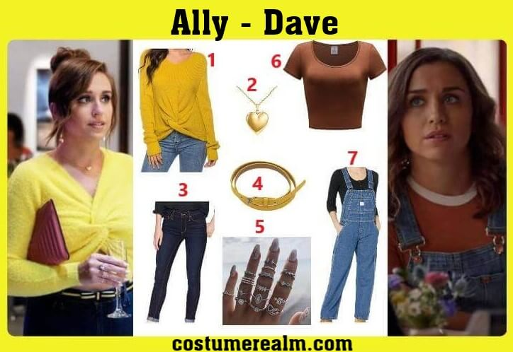 Ally From Dave Outfits