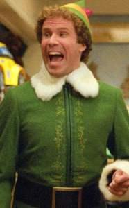 Buddy The Elf Cosplay
