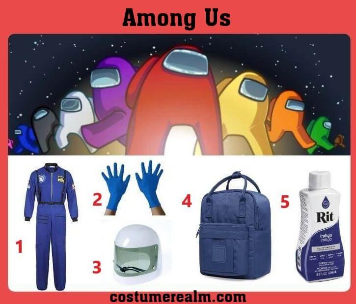 Among Us Costume