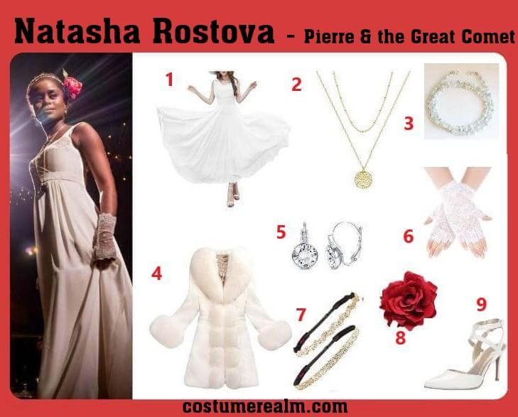 Natasha Rostova Costume