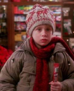 Home Alone Kevin Outfits