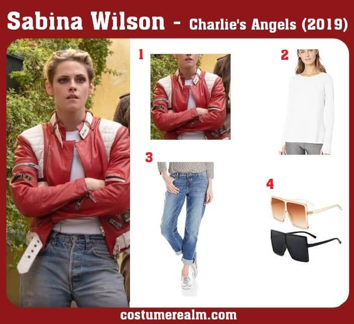 Sabina Wilson Outfits