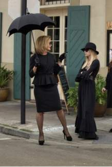Fiona Goode Outfits