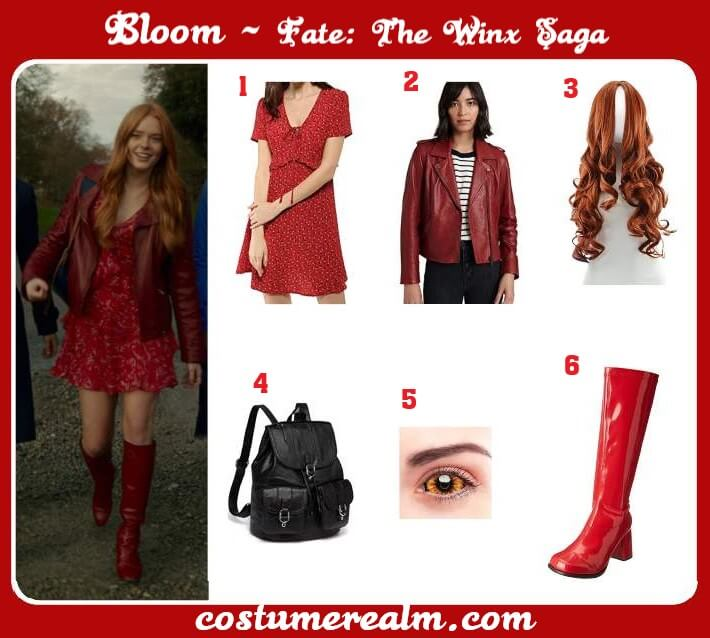 Bloom Outfits
