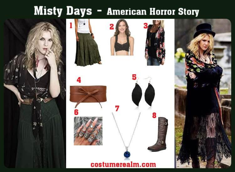 Misty Day Outfits