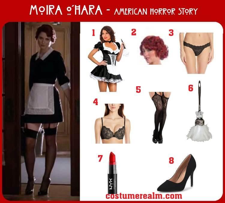 Moira O'Hara Costume