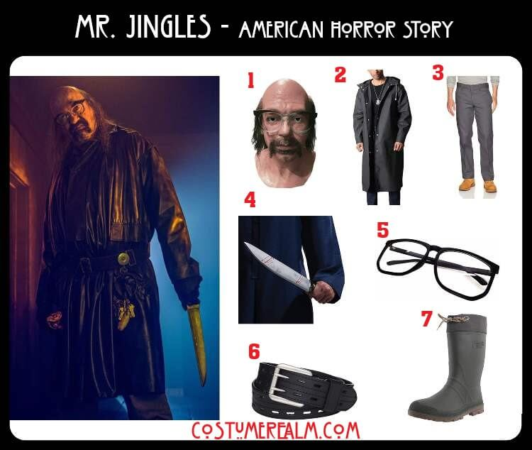 Mr. Jingles Costume