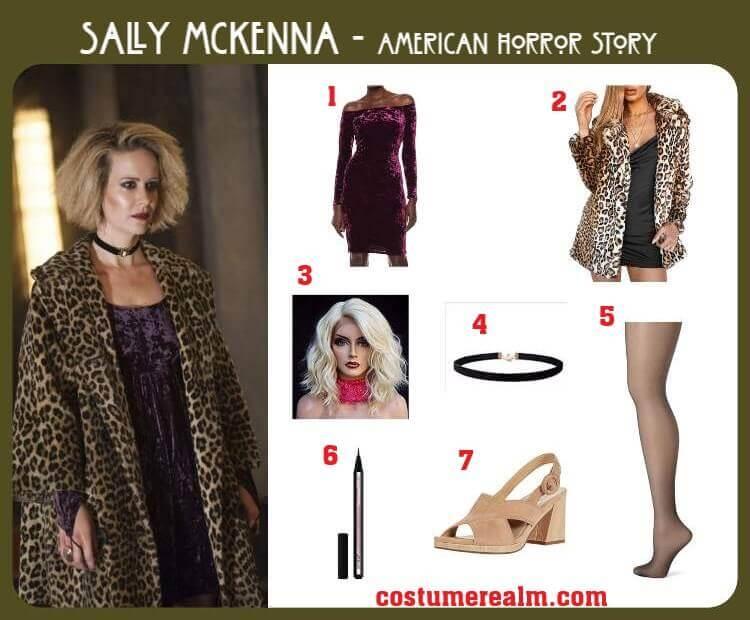 Sally McKenna Costume