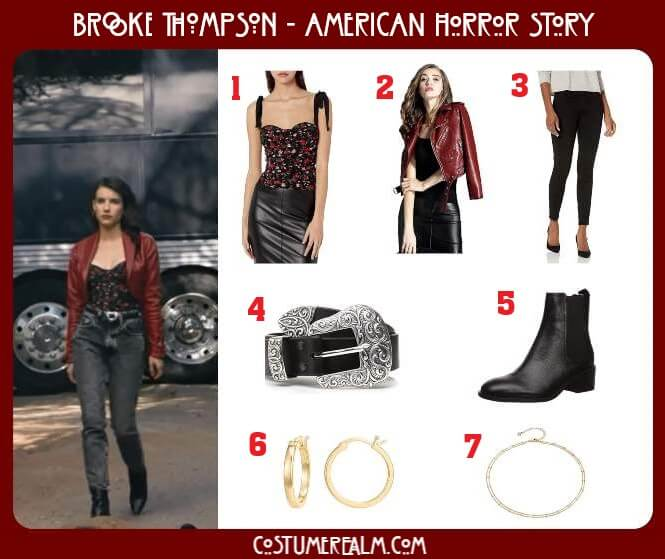 Brooke Thompson Costume