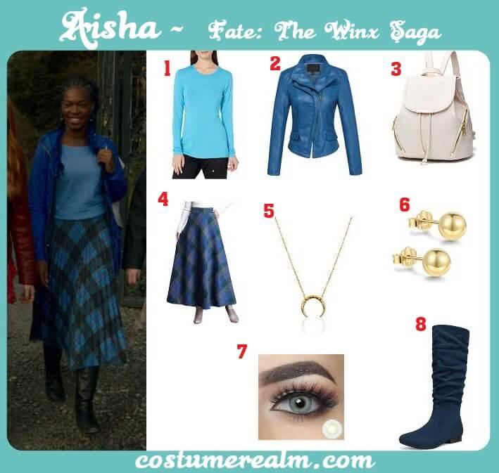 Fate: The Winx Saga Aisha Outfits