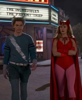 Wanda Maximoff Halloween Costume