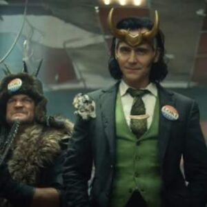 Disney+ Loki Halloween Costume