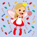 Candy Fairy Costume