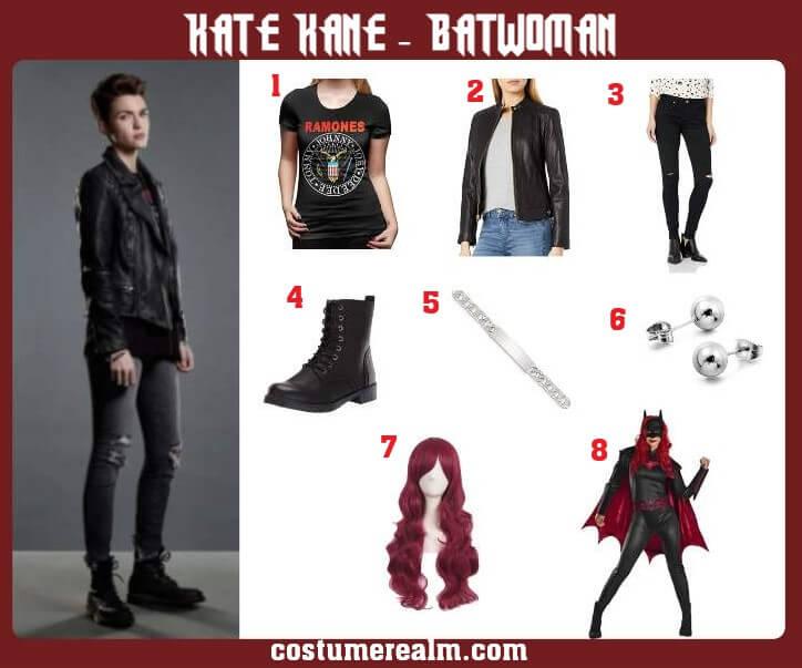 Batwoman - Kate Kane Costume