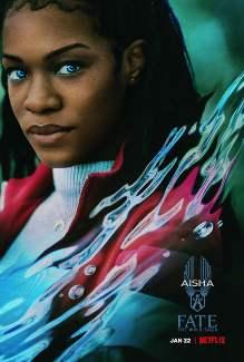 Dress Like Aisha From Fate: The Winx Saga
