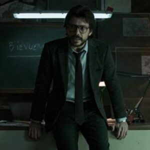 Professor Sergio Outfits