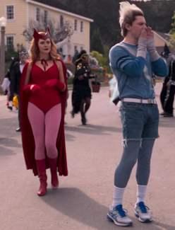 Dress Like Quicksilver/ Pietro Maximoff From WandaVision