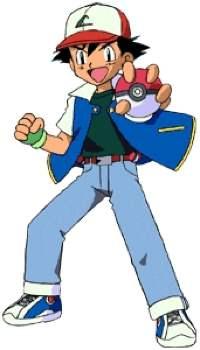 Dress like Ash Ketchum from Pokemon