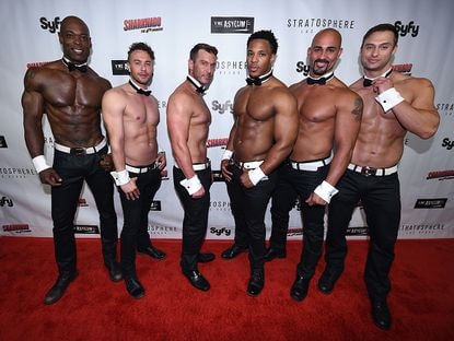 How To Dress Like Chippendales