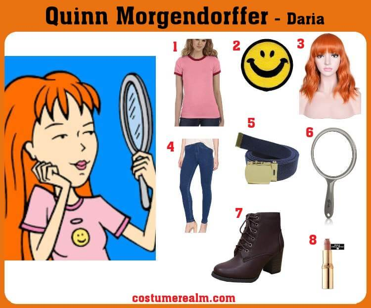 Quinn Morgendorffer Costume