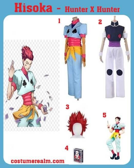 Hisoka Costume