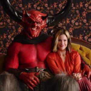 Satan & 2020 Costume
