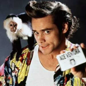 Ace Ventura Halloween Costume