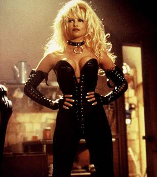 Dress Like Pamela Anderson From Barb Wire