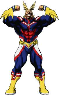 All Might Costume