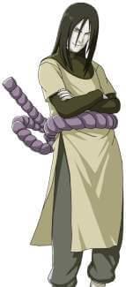 Orochimaru Costume