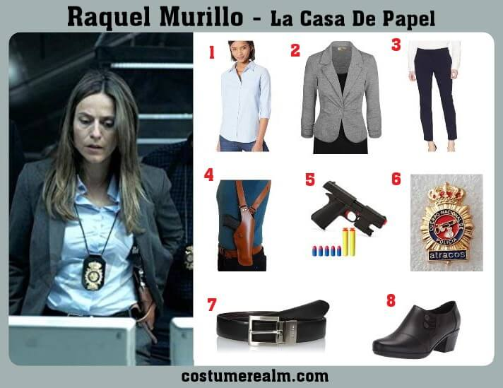 Raquel Murillo Outfits