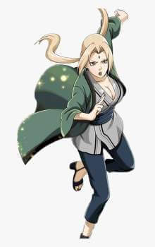 Tsunade Cosplay Outfit