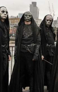 Death Eaters Cosplay