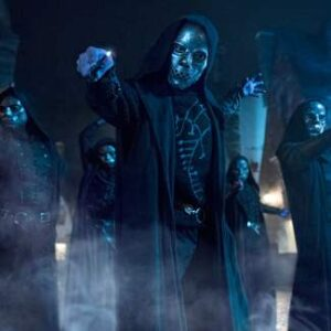 Death Eaters Halloween Costume