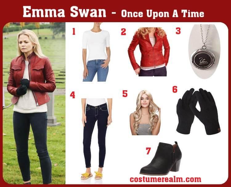 Emma Swan Costume