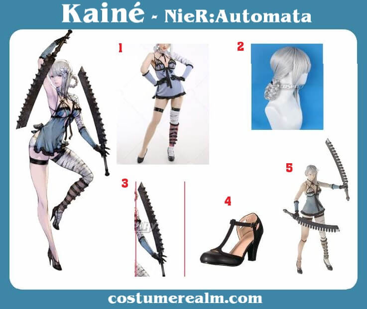Kaine Outfit