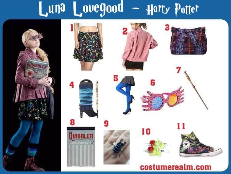 Luna Lovegood Costume