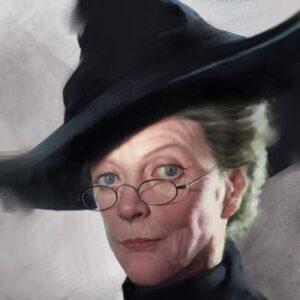 Professor McGonagall Halloween Costume