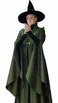Professor Minerva McGonagall