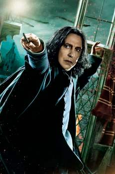 Severus Snape Cosplay