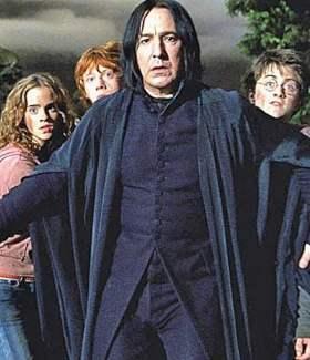 Severus Snape Halloween