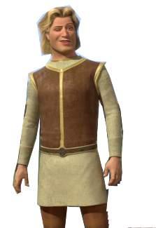 Shrek Prince Charming Cosplay