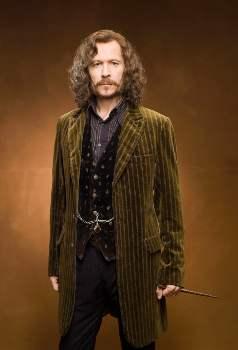 Sirius Black Cosplay