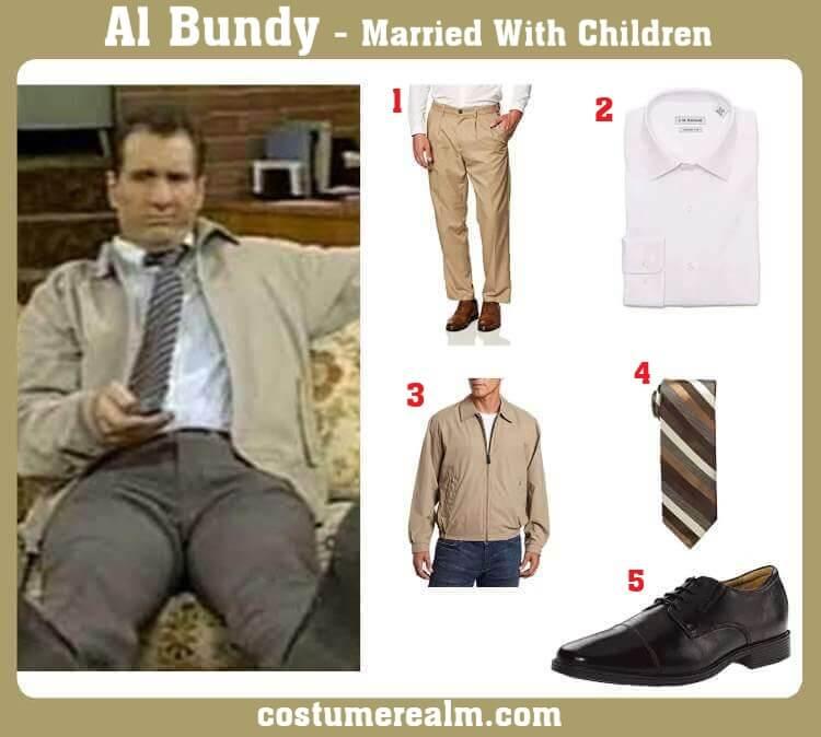 Al Bundy Costume