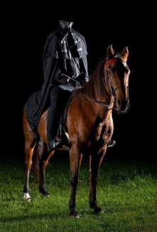 Headless Horseman Cosplay