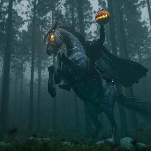 Headless Horseman Halloween Costume