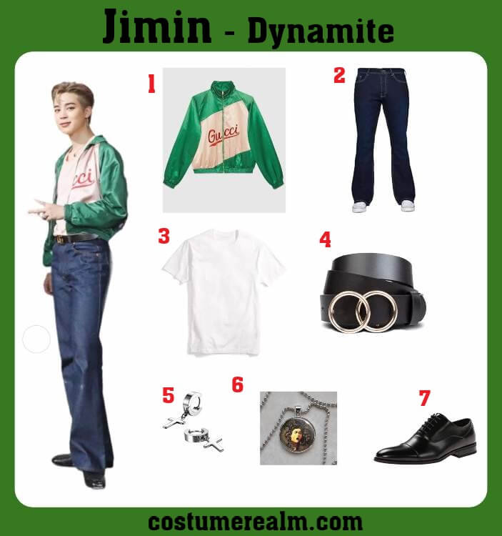 Jimin Outfits