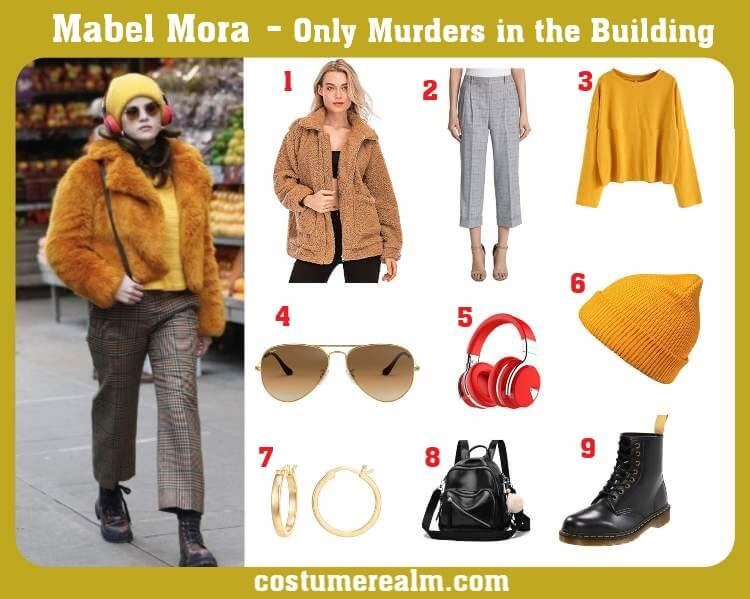 Mabel Mora Outfits