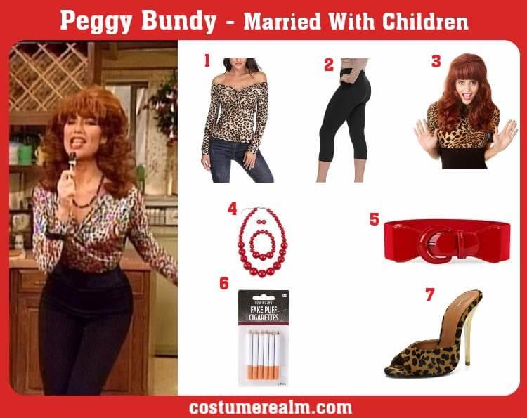 Peggy Bundy Costume