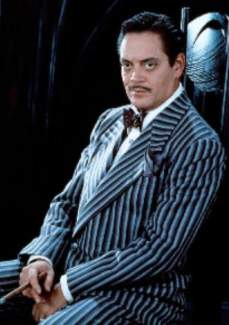 Gomez Addams Cosplay